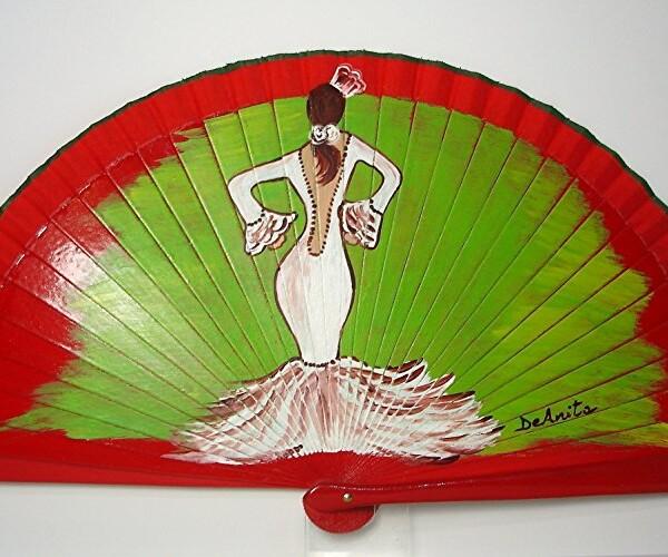Flamenca por soleá