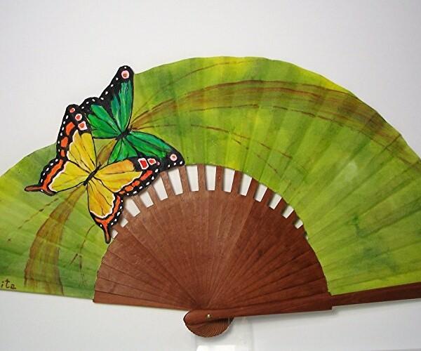 Dúo de mariposas