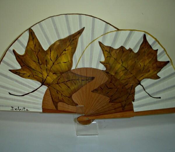 Dúo de Hojas de otoño